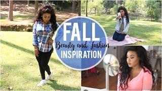 Fall Beauty & Fashion Inspiration 2016 | NitraaB
