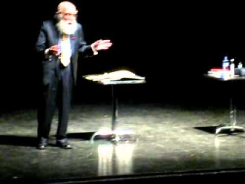 James Randi live in Oslo 6:9
