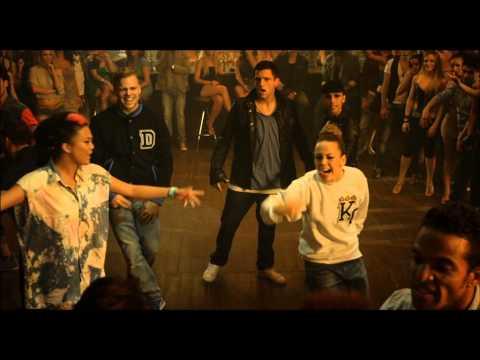 Battle hip hop salsa (street dance 2)