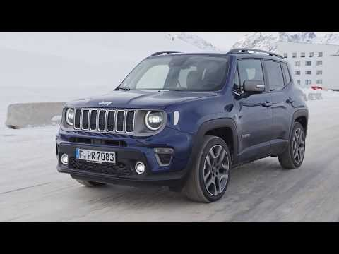 2020 Jeep Renegade Driving Video