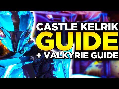 NEW Anthem Cataclysm Arena | Castle Kelrik Cataclysm Guide ft. Anchor 654