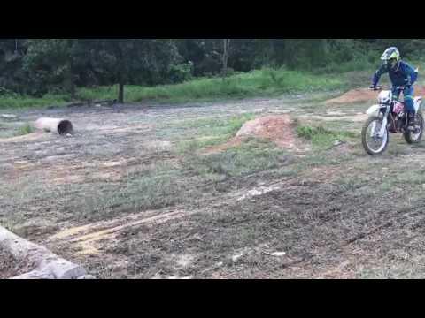 Daniel haikal 99 training enduro X motocross Jt racing raider malaysia