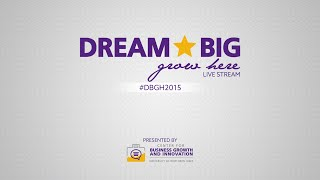 #DBGH2015 Final Pitch-Off