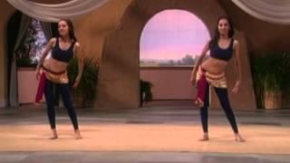 Восточные танцы | Урок 4 - Сжигание жира