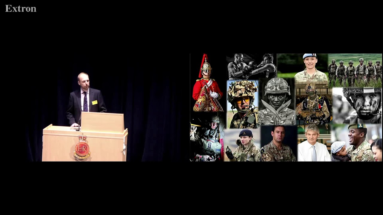 Introduction - Lt. Col. Langley Sharp MBE