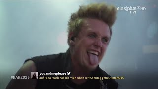 Papa Roach - Last Resort Live at Rock Am Ring 2015