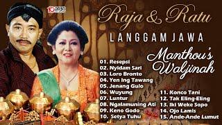 Download Mp3 Raja Ratu Langgam Jawa