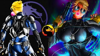 Mortal Kombat X: SEX With Cassie Cage, Mortal Kombat Story, Fightstick or Controller? & SubZero