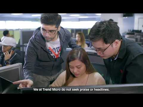 Trend Micro - Engineered to do Good