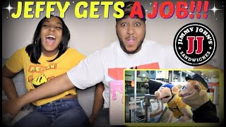 "SML Movie: ""Jeffy Gets a Job!"" REACTION!!"