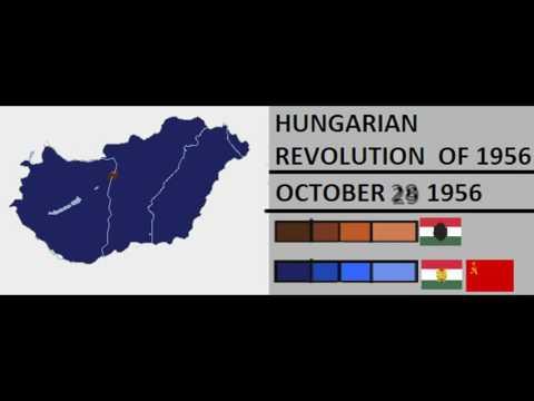 Hungarian Revolution of 1956/60 years