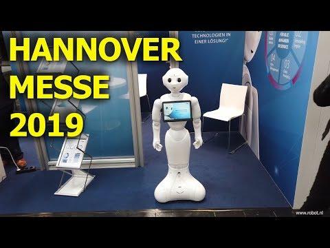 .直擊漢諾威工博會,機器人技術誰家最搶眼?