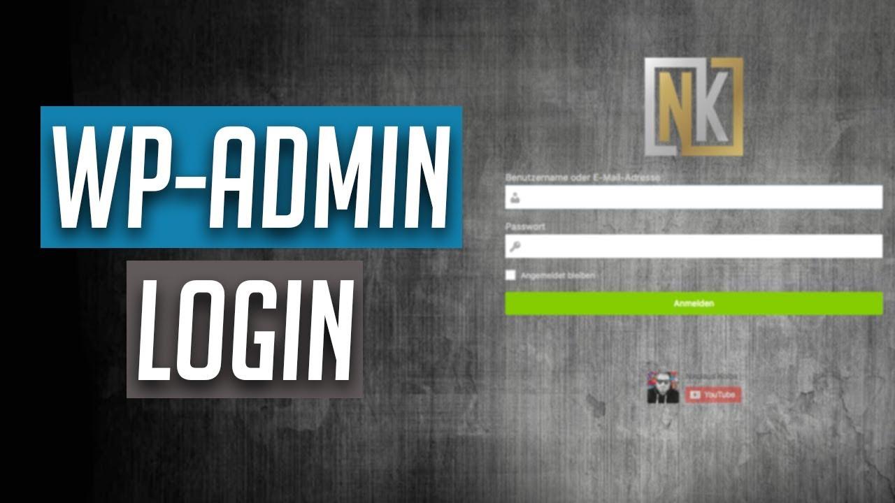 Die /wp-admin Login bzw  Seite/Page anpassen - Customize WordPress Login  Page   Plugin Review