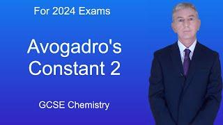 GCSE Chemistry (9-1) Avogadro's constant 2