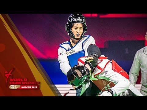 Moscow 2019 Grand Prix Final_M-68kg Final: Dae-hoon LEE(KOR) Vs Bradly SINDEN(GBR)