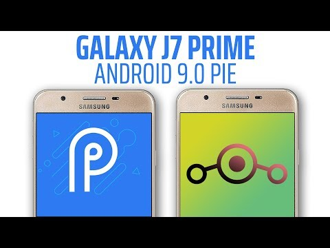 Samsung Galaxy J7 Prime Android 9 0 Pie Upgrade | LineageOS