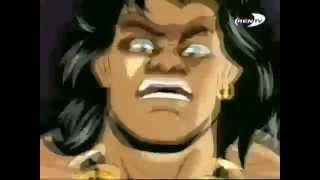 Приключения Конана варвара - Заставка