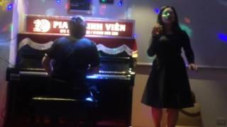 Xa Khơi piano verson - Anh Thư
