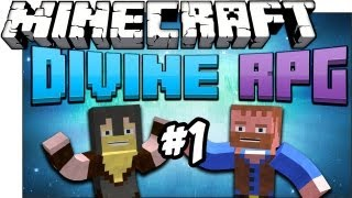 Minecraft: DIVINE RPG Mod | ABSOLUTE CHAOS, Ep.1