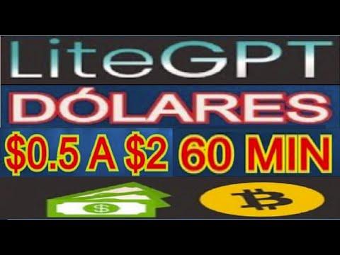 【Faucet PTC LiteGPT】Como ganhar em 8 formas de ganho | Saque mínimo $0,5 | Bônus diário | RendaExtra
