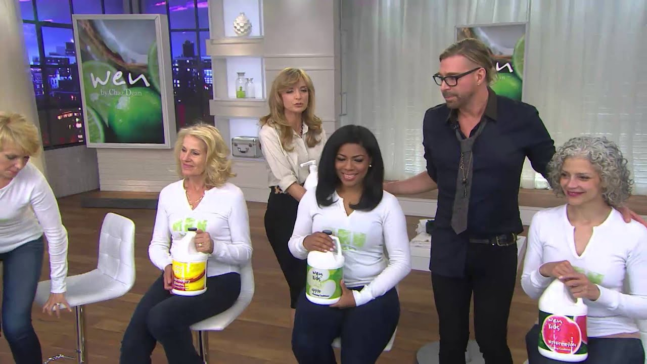 Wen By Chazdean Kids Cleansing Conditioner One Gallon With Jennifer
