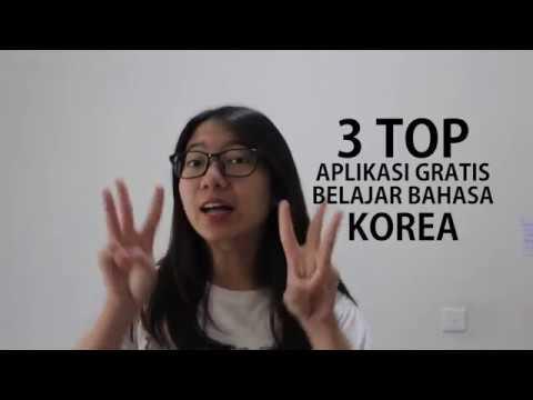 TOP 3 APLIKASI GRATIS BELAJAR BAHASA KOREA