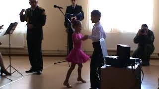 Бальные танцы - стиль жизни. Спортивные бальные танцы видео дети