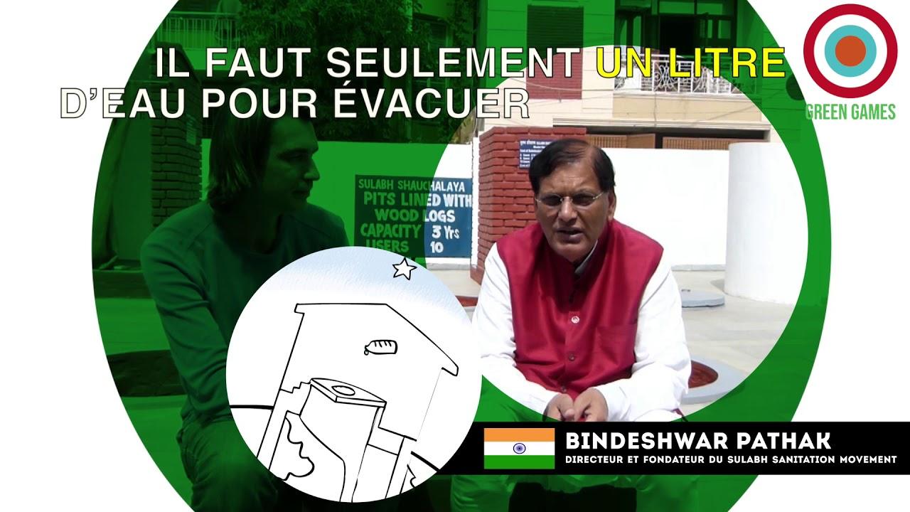 #004 BINDESHWAR PATHAK, l'hygiène de vie