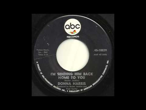 Donna Harris - If You Think You've Reached The Bottom