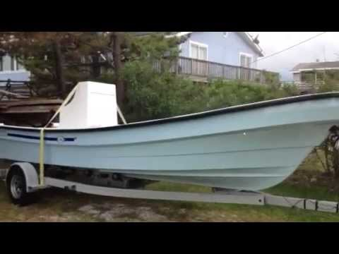 Video Of Blue Boat, Panga, Standard Barracuda 22.5' With Center Console