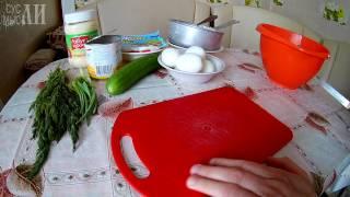 Салат из крабовых палочек / Простые рецепты.