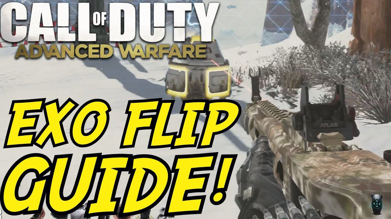 Call of Duty: Advanced Warfare Weapons and Attachments ...
