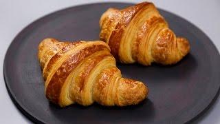 美食台|可頌(羊角麵包)Croissant