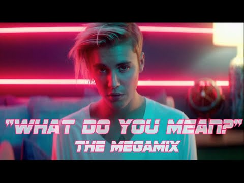Bieber · Calvin Harris · Ariana Grande · Chris Brown · Lady Gaga (Megamix)