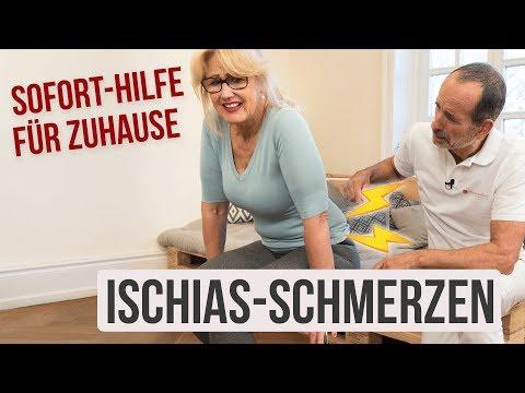 So Kannst Du Deine Ischias-Schmerzen Schnell Loswerden! | Liebscher & Bracht