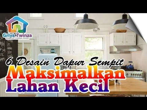 830 Koleksi Gambar Desain Dapur Lahan Sempit HD Terbaru Download Gratis