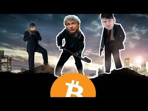 The Bitcoin Mob - A Doomsday Scenario
