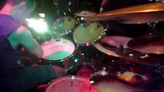 Michael Vafiotis and 4ARM (Carnal - Drum Cam)