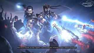 MK11 Sub Zero ENDING (Mortal Kombat 11 Sub Zero Klassic Tower ENDING)