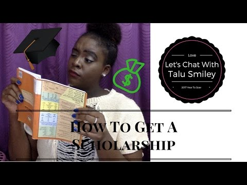 How To Get A Scholarship | Life Studying Abroad