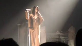 "Rihanna ""Diamonds"" Live from Amalie Arena Tampa FL 2016"