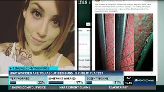 More People Come Forward About Bedbugs At Movie Theater Youtube