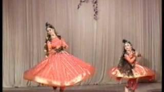 Indian dance group Mayuri - Tarana