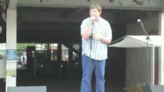 Travis Hatfield - Dark Side/At Last - Decatur Celebration 2012