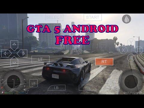 GTA 5 Android Sudah Rilis Buruan Download