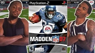 WATCH THE COOKIE CRUMBLE! - Madden NFL 07 (PS2) | #ThrowbackThursday ft. Juice