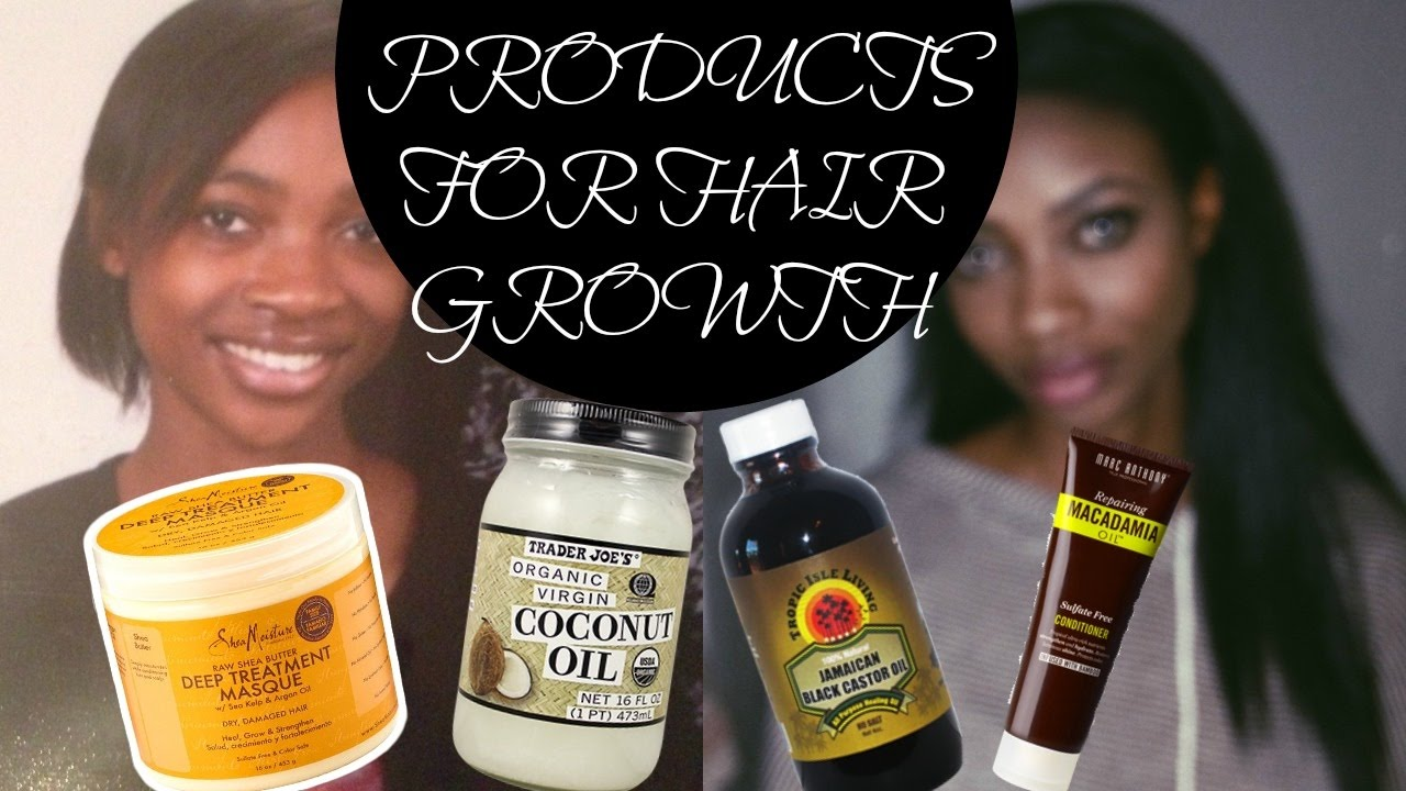 246bf919e27 TOP 15 PRODUCTS FOR FAST NATURAL HAIR GROWTH | HOW TO GROW 4A 4B 4C HAIR -  YouTube