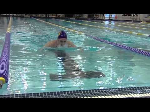 UNI Swimming and Diving Falls in Home Dual to Nebraska