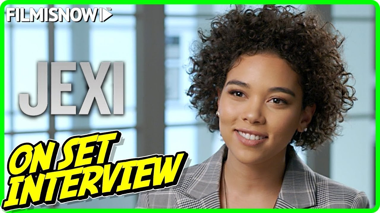 JEXI | Alexandra Shipp