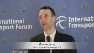 Olivier Lenz (FIA) on Funding Transport